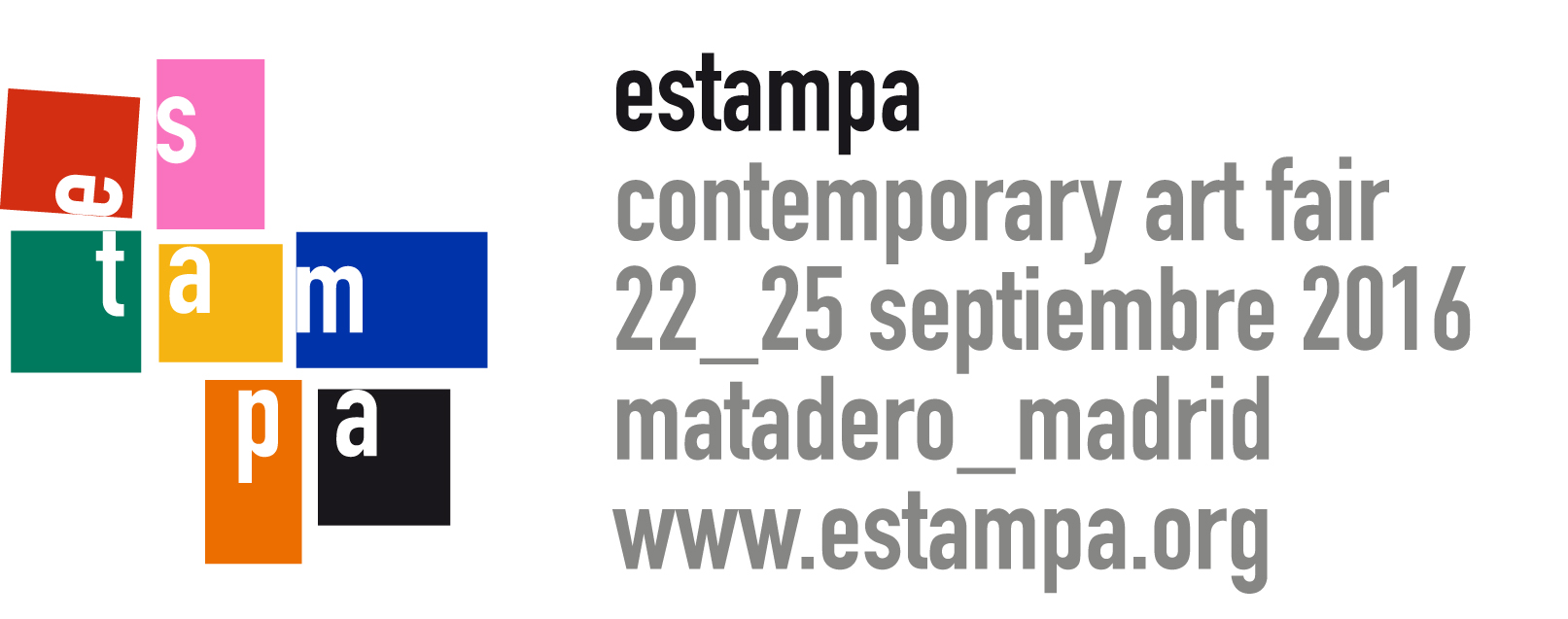 Logo Estampa 2016