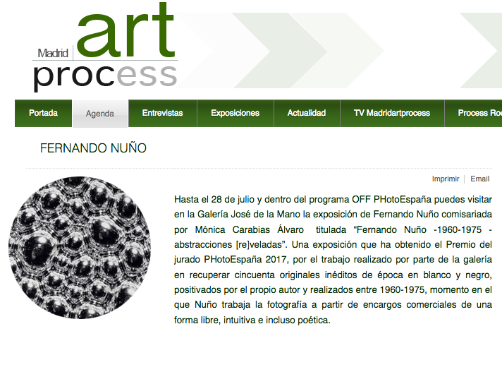 MadridArtProcess Nuno